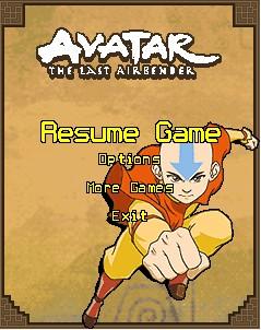 Tải game avatar - The Last Airbender: tiết khí sư cuối cùng